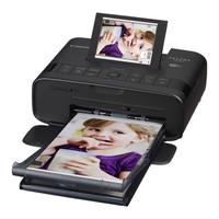 支持多人连接:Canon 佳能 推出新款 SELPHY CP1300 便携式打印机