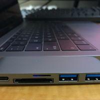 网易严选Type-C转换器 for MacBook Pro 开箱上手