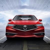新车首发:讴歌TLX-L 豪华中型车