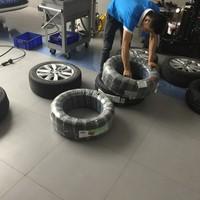 曲折的京东轮胎购买+线下门店更换+四轮定位