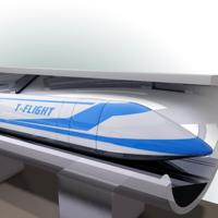 """值言值语第17期:4000公里/小时!中国将研发""""高速飞行列车"""""""