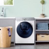 QuickDrive技术+智能操控:三星 推出 新款 WW8800M 高端滚筒洗衣机