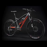 山地越野更轻松:Pesu 全地形越野电动自行车 登陆 Kickstarter众筹