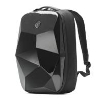 钻石切割纹路、ABS+PC材质:THUNDEROBOT 雷神 推出 黑曜石电竞背包