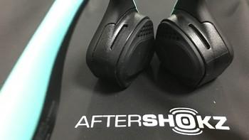 轻体验—AfterShokz  韶音 AS600 骨传导运动耳机 开箱