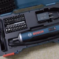 居家实用小帮手:  半价购的BOSCH 博世 GO 电动螺丝刀  开箱