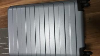 小米90分 20寸湖光蓝 第二代商旅两用旅行箱  开箱晒单