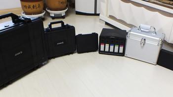 #本站首晒#个人硬盘保护收纳的进化 — ORICO 奥睿科 硬盘 保护盒,收纳盒,全铝保护箱,复合材质安全箱
