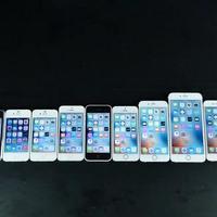 #热征#iPhone10年#我把iPhone从1用到7,但我不是苹果的粉丝
