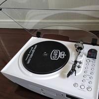 #原创新人#GPO Retro Jive 唱片/CD/MP3 三合一播放器 流水账式开箱,先这样(赶着出门)
