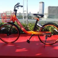 自动变速更省力:mobike 摩拜 发布 新一代共享单车 New Lite