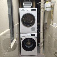 #原创新人# SIEMENS 西门子 WT47W5600W/06 干衣机 开箱及改下排水避坑指南