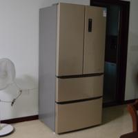 MeiLing 美菱 BCD-456WPUCX 456升法式多门冰箱 到手轻体验