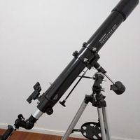 永远不要对这个世界失去好奇心——星特朗80EQ天文望远镜入手评测。
