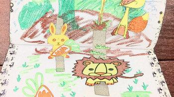 宝宝陪我一起成长—她所热爱的那些童书 篇三:糖宝的第一本手绘书