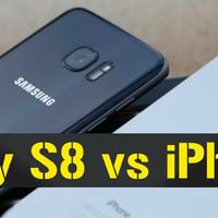 有话值说 | 美国《消费者报告》:三星Galaxy S8比苹果iPhone 8更好!你认同这个观点吗?