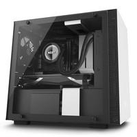 集成CAM系统:NZXT. 恩杰 发布 H200i ITX 机箱