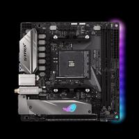 M.2 SSD与音频整合处理:ASUS 华硕 发布 ROG Strix X370-I Gaming ITX主板