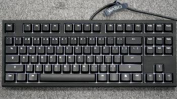 这可能是最结实的茶轴,WASD CODE 机械键盘 87 茶轴 开箱