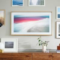 """""""关机一幅画"""":SAMSUNG 三星 发布 43英寸 Frame TV""""画框电视"""""""