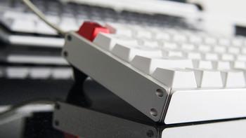 #本站首晒#iQunix F60蓝牙机械键盘体验报告