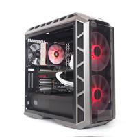 AMD Ryzen Vega 3A配置红幽灵ATX攒机秀