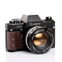 致敬历史与经典:lhagee 发布 Elbaflex F卡口135胶片相机