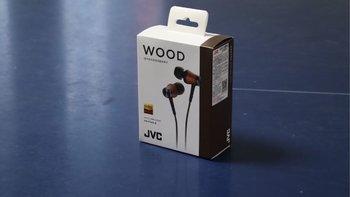 #本站首晒#地外科技 — JVC FW8木振膜耳机