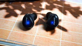 Pioneer 先锋 SEC-E221BT 蓝牙耳机,通勤运动总相宜!